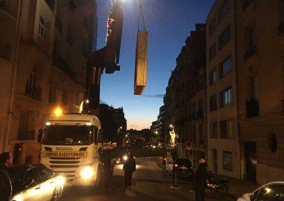 Transport d'oeuvre d'art livraison déménagement maritime - site : https://lucas-outre-mer.fr