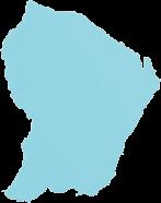 Carte Guyane-française - Déménagement Guyane - site web : lucas-outre-mer.fr